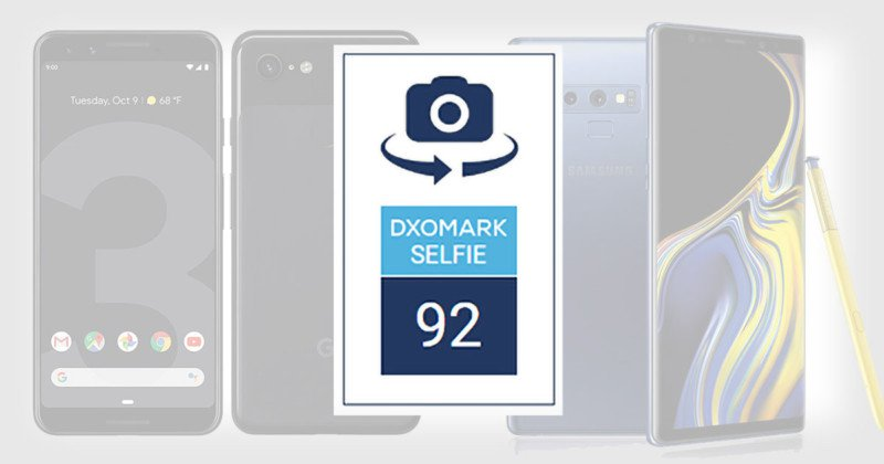 DxOMark ra mắt Điểm số Selfie của Camera trước 1