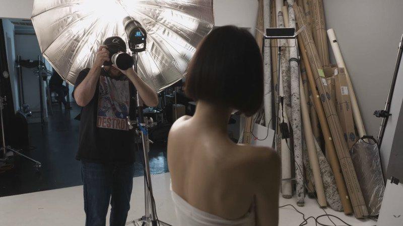 5 cách sử dụng ô (dù) để chụp chân dung tuyệt đẹp 1