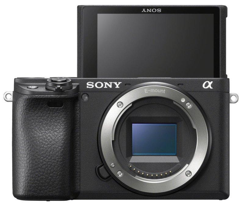 Sony công bố a6400: Theo dõi và theo dõi mắt thời gian thực, AF nhanh nhất thế giới 43