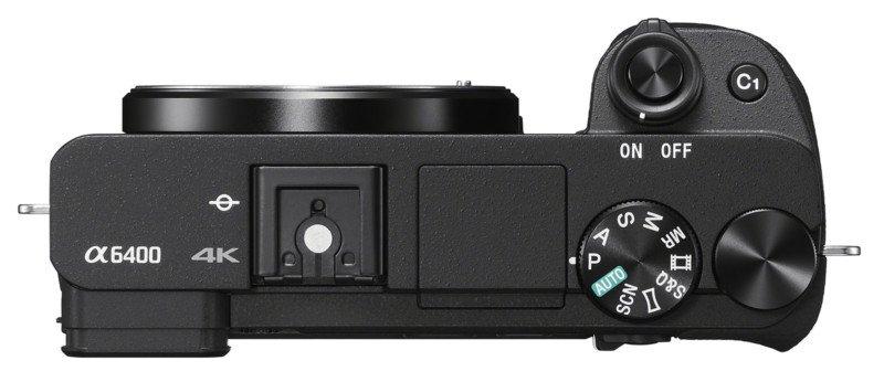 Sony công bố a6400: Theo dõi và theo dõi mắt thời gian thực, AF nhanh nhất thế giới 36